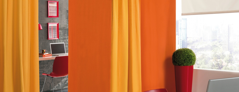 rideaux acoustiques